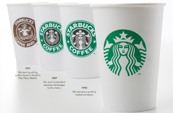 Noul Logo Starbucks