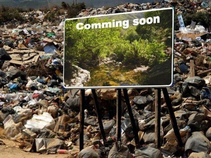 Marketing la groapa de gunoi