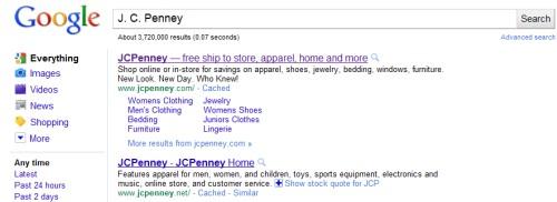 penny google