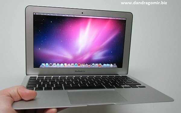 Concurs. MacBook Air premiu. Un an sa te joci cu el.