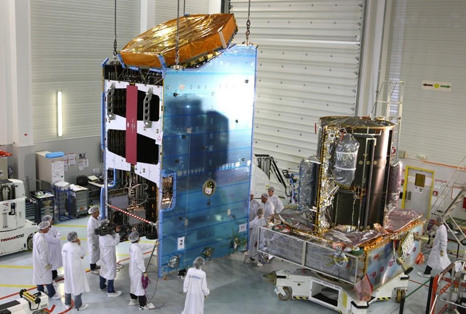 Cel mai mare satelit telecom din Europa