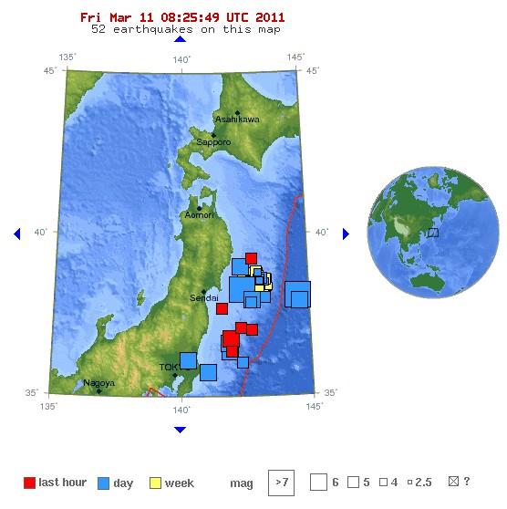 cutremur japonia martie 2011
