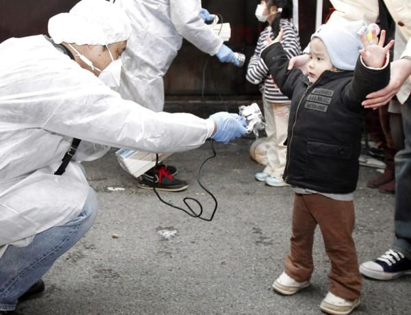 Pericolul radiatiilor in Japonia