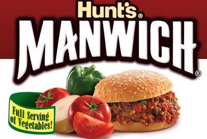 Manwich: sandwich pentru barbati