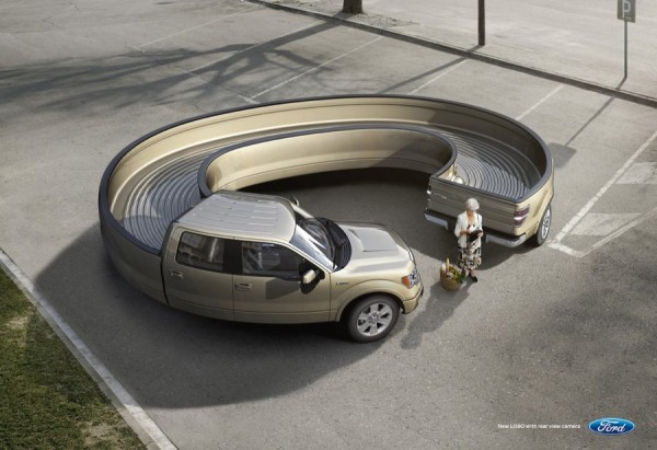 Ford explorer ad