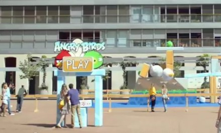 Angry Birds pe android