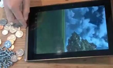 Este tableta Transformer rezistenta?