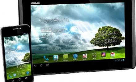 ASUS Padfone – un nou concept de tableta + smartphone