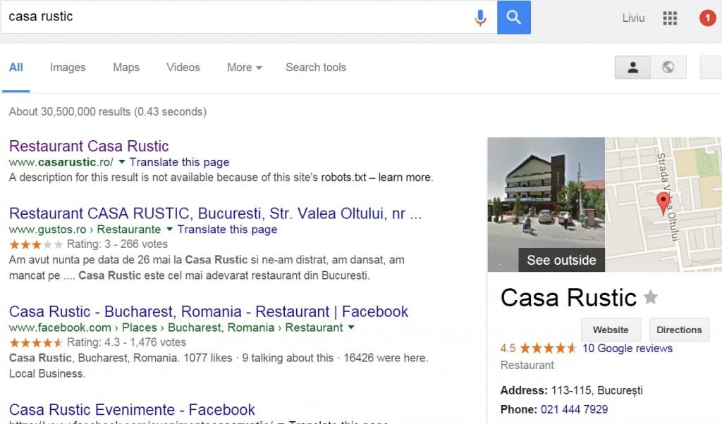 casa rustic-google