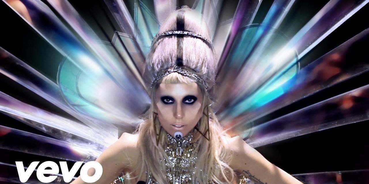 Lady Gaga – Born This Way