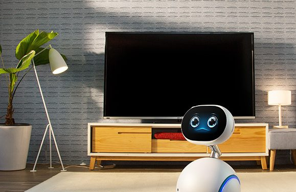ASUS Zenbo – micul robot de la ASUS